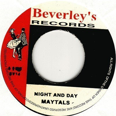 The Maytals - Night And Day