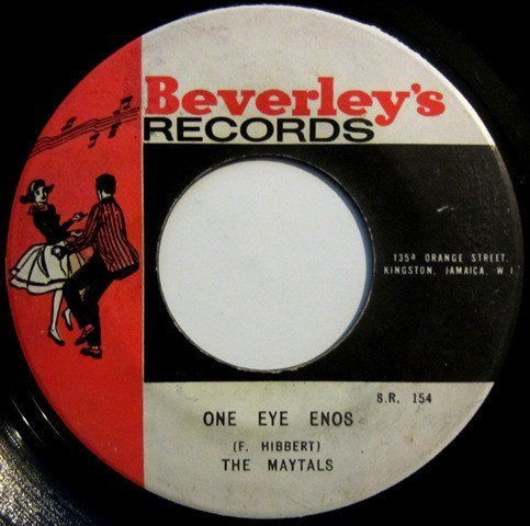 The Maytals - One Eye Enos / Version