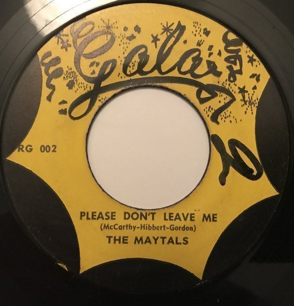 The Maytals - Please don