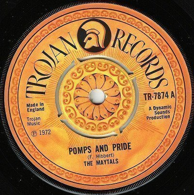 The Maytals - Pomps And Pride