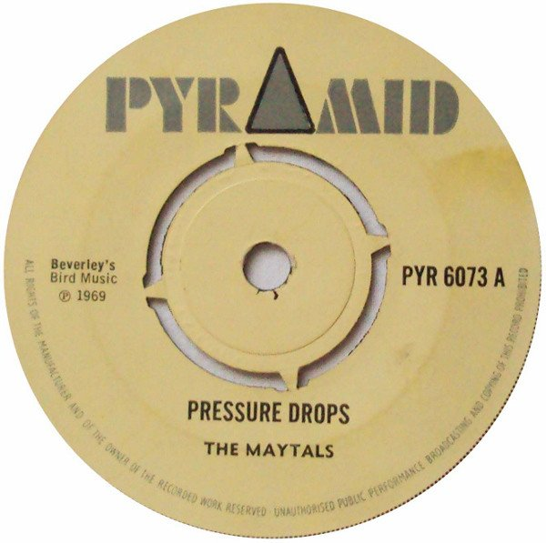 The Maytals - Pressure Drops / Express
