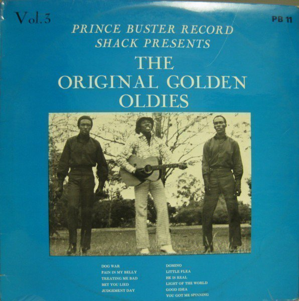 The Maytals - Prince Buster Record Shack Presents The Original Golden Oldies Vol.3 Featuring The Maytals