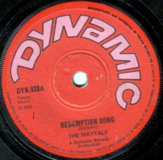 The Maytals - Redemption Song