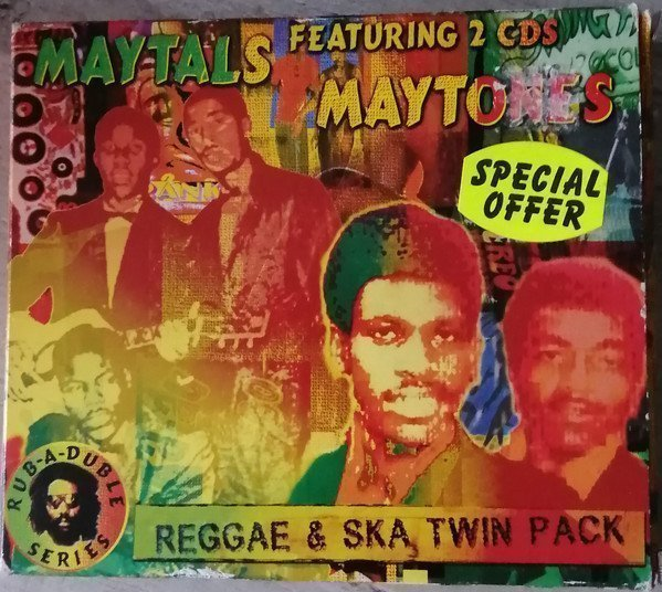 The Maytals - Reggae & Ska Twin Pack