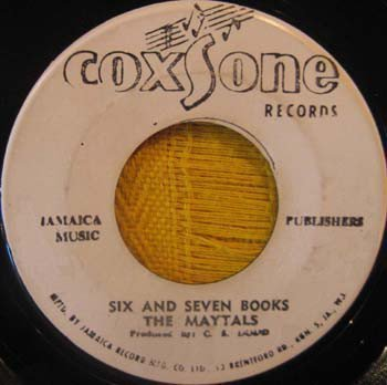 The Maytals - Six And Seven Books / Irine Good Night