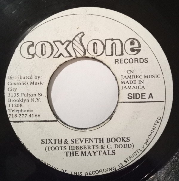 The Maytals - Sixth & Seventh Books / Crawfish