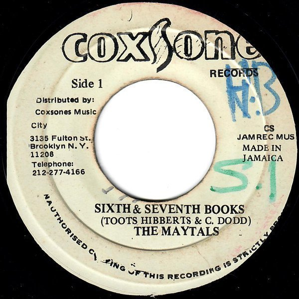 The Maytals - Sixth & Seventh Books / What A World