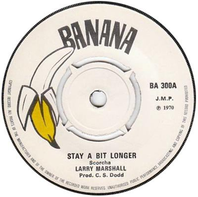 The Maytals - Stay A Bit Longer / He