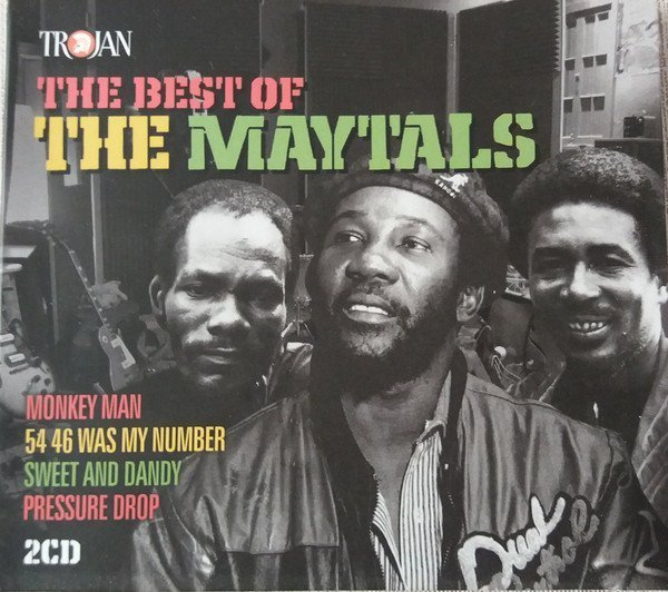 The Maytals - The Best Of The Maytals
