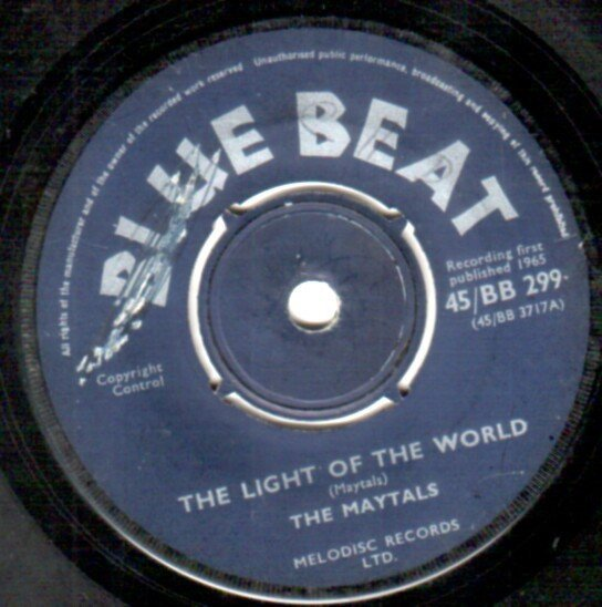 The Maytals - The Light Of The World