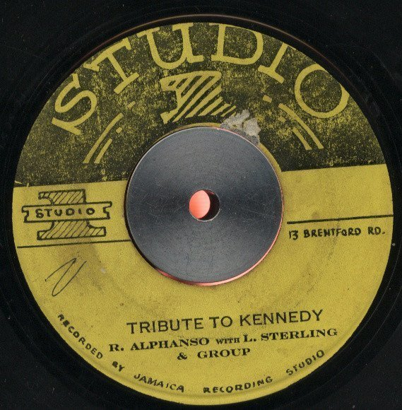 The Maytals - Tribute To Kennedy / A Man Who Knows