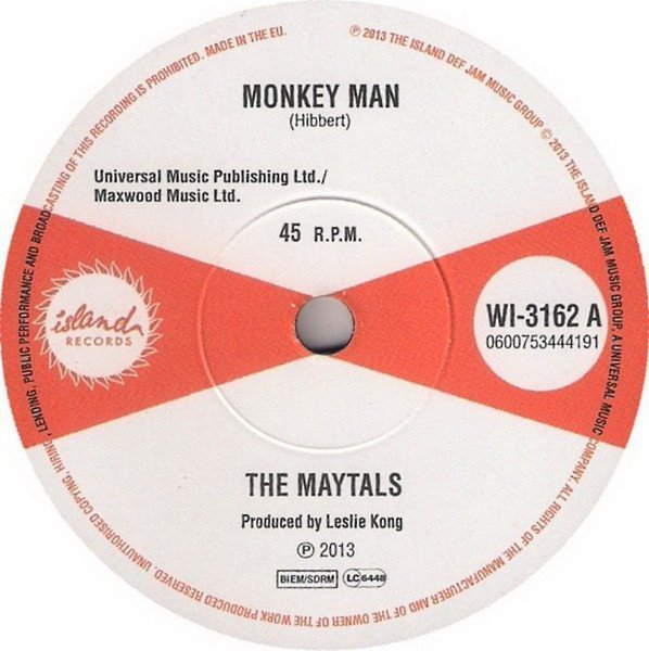 The Maytals - Unreleased Cuts