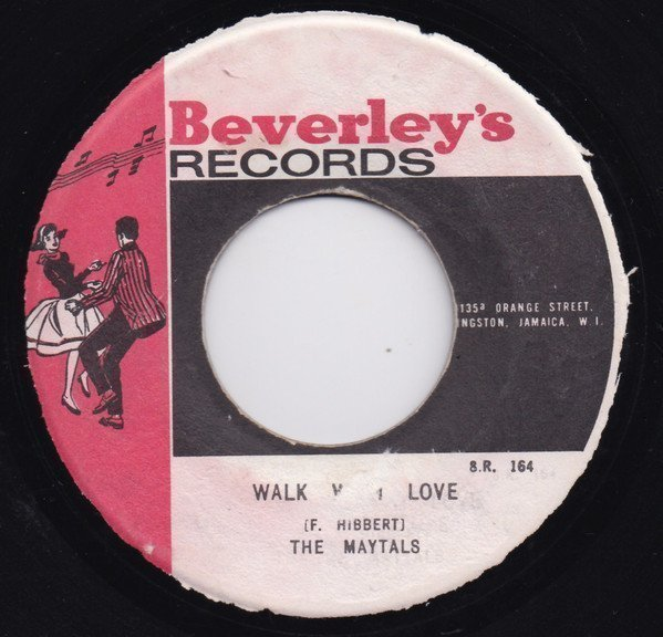 The Maytals - Walk With Love