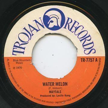 The Maytals - Water Melon