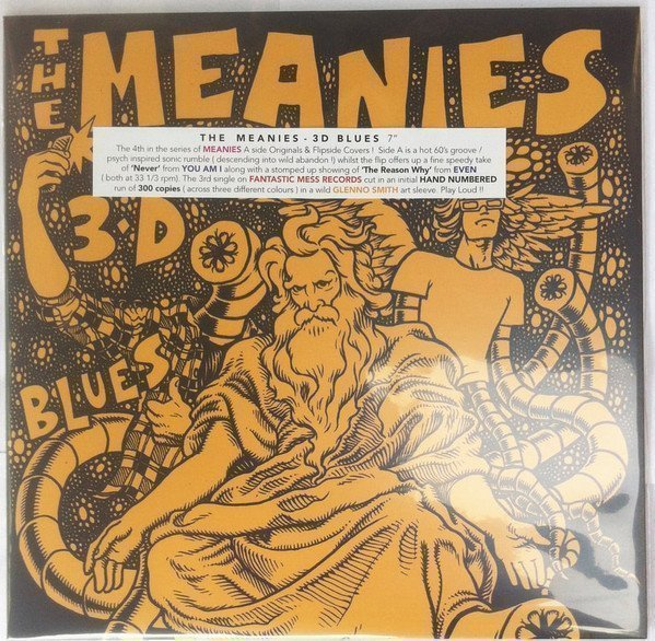 The Meanies - 3D Blues