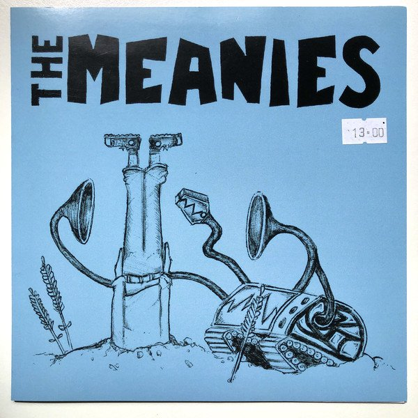 The Meanies - Gravity