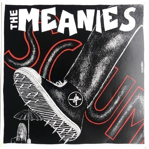 The Meanies - Scum