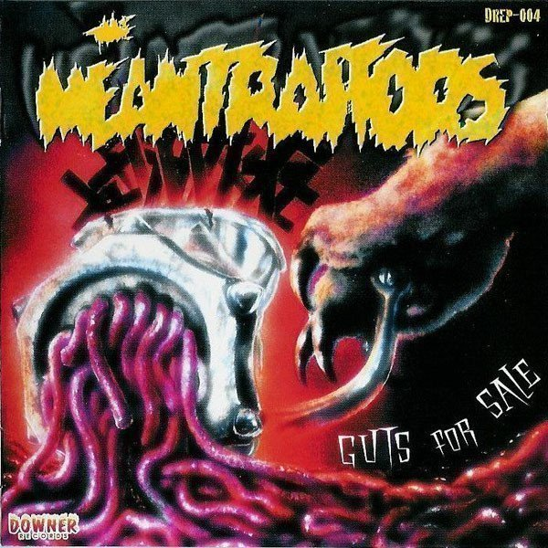 The Meantraitors - Guts For Sale
