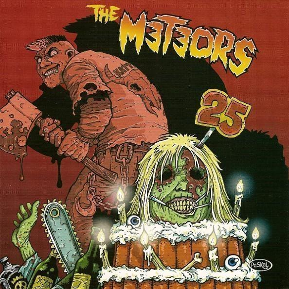 The Meteors - 25th Anniversary