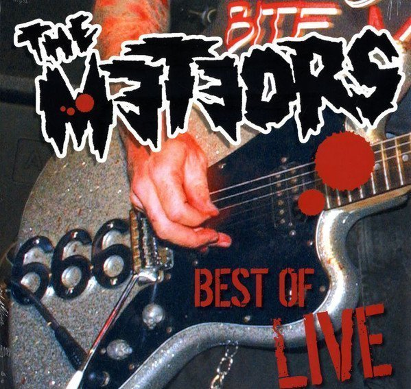 The Meteors - Best Of Live