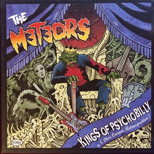 The Meteors - Kings Of Psychobilly