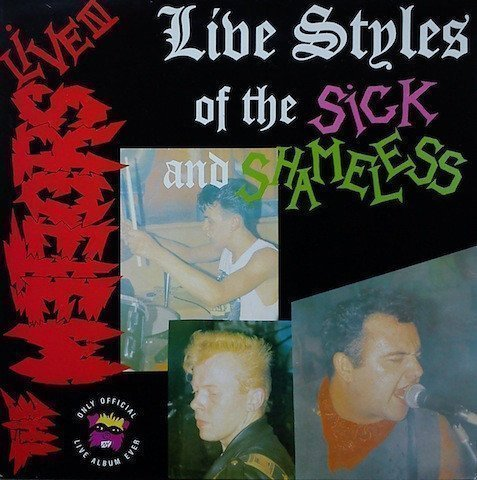 The Meteors - Live Styles Of The Sick And Shameless (Live III)