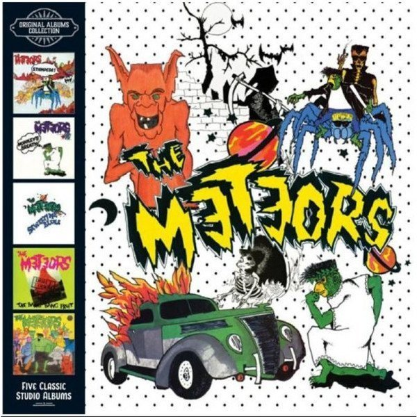 The Meteors - Original Albums Collection