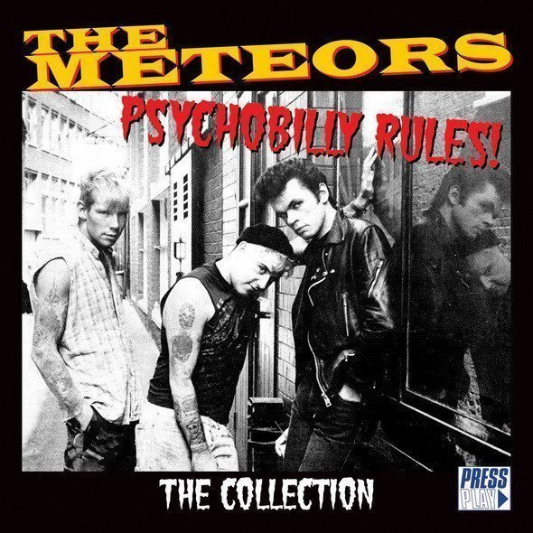 The Meteors - Psychobilly Rules! The Collection