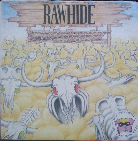 The Meteors - Rawhide / Surfin