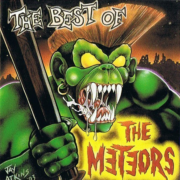 The Meteors - The Best Of