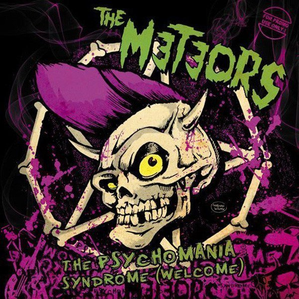 The Meteors - The Psychomania Syndrome (Welcome)