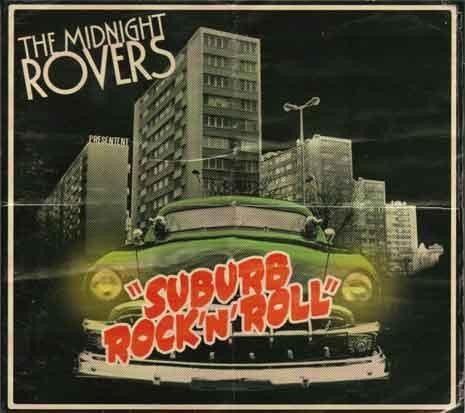The Midnight Rovers - Suburb Rock