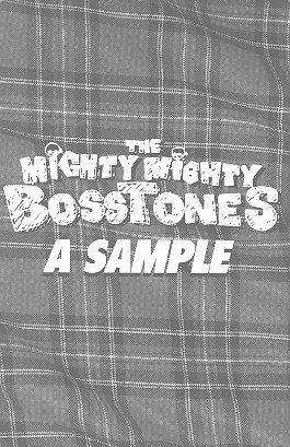 The Mighty Mighty Bosstones - A Sample