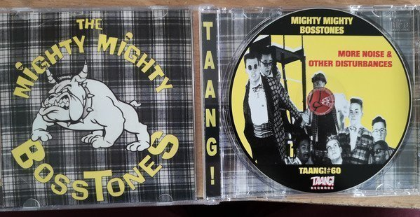 The Mighty Mighty Bosstones - More Noise And Other Disturbances