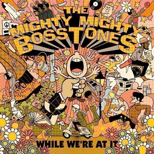 The Mighty Mighty Bosstones - While We