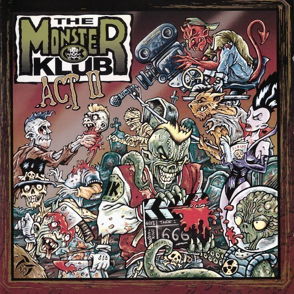 The Monster Klub - Act II