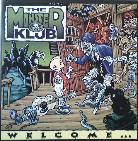 The Monster Klub - Welcome...