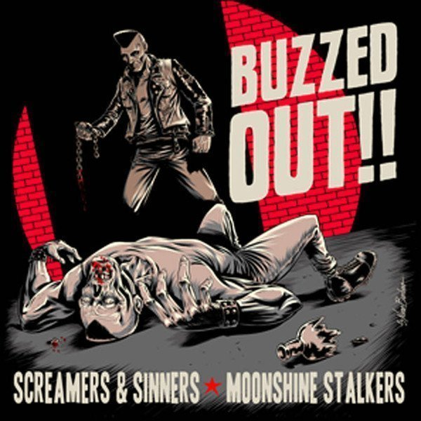 The Moonshine Stalkers - Buzzed Out !!