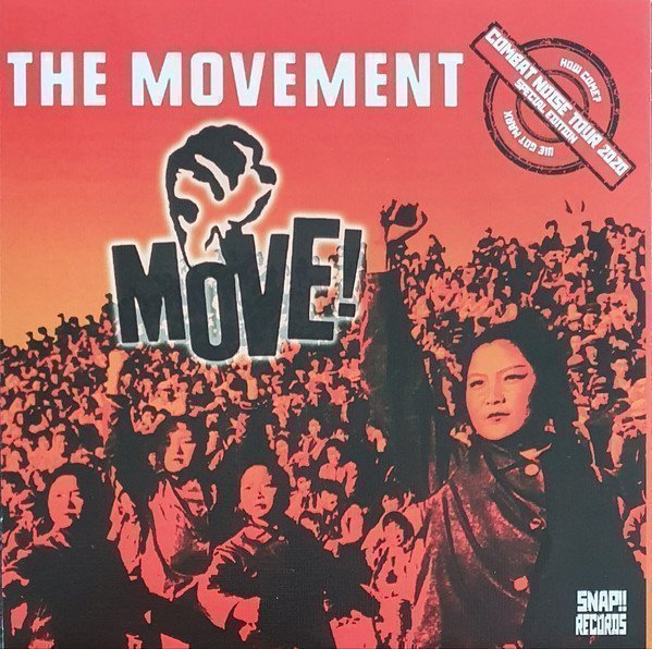 The Movement - Combat Noise Tour 2020