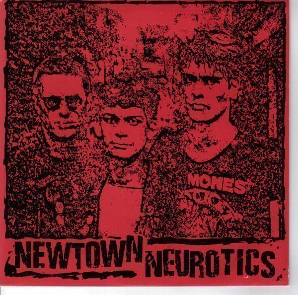 The Newtown Neurotics - Licensing Hours / No Sanctuary