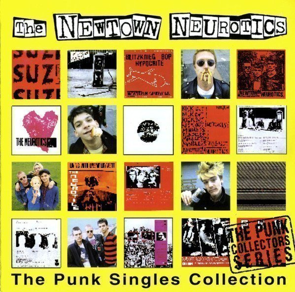 The Newtown Neurotics - The Punk Singles Collection