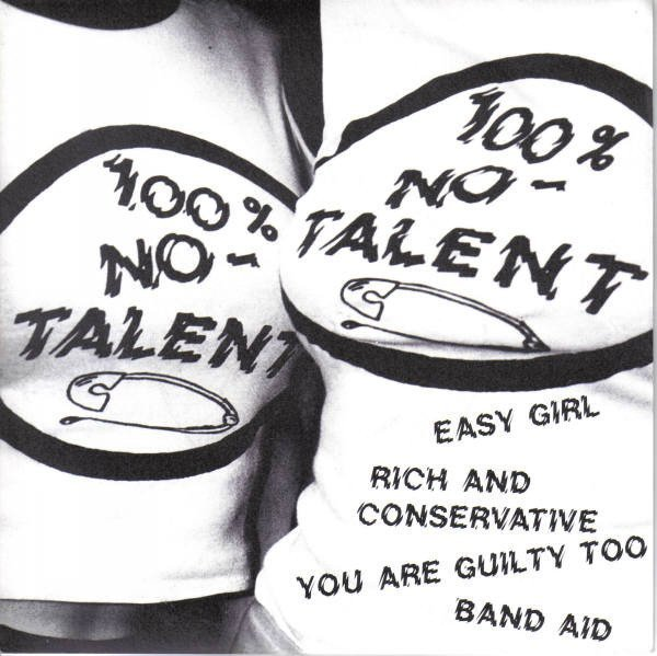 The No talents - 100% No-Talent