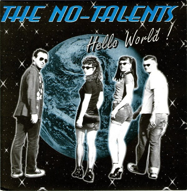The No talents - Hello World!
