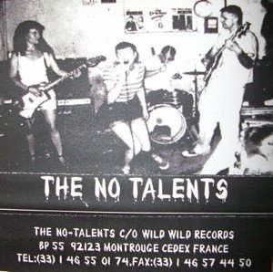 The No talents - The No Talents