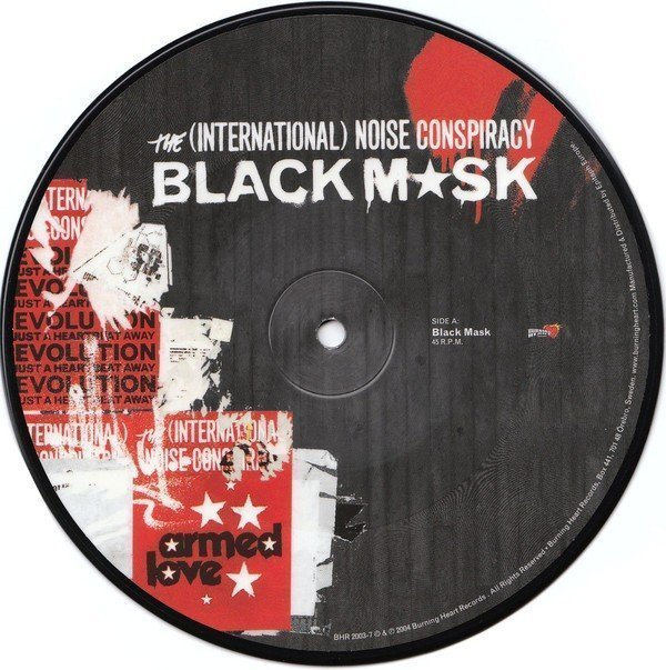 The Noise Conspiracy - Black M★sk