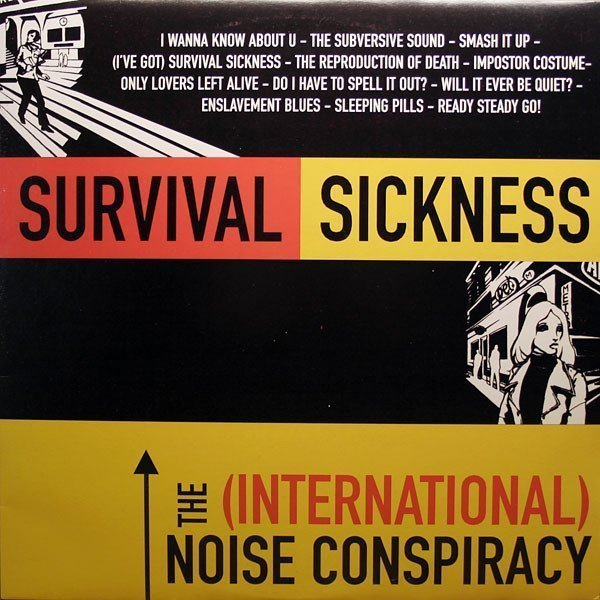 The Noise Conspiracy - Survival Sickness