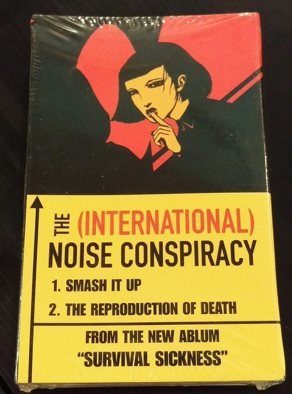 The Noise Conspiracy - The (International) Noise Conspiracy / The Hives