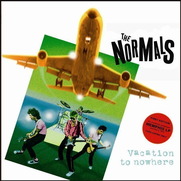 The Normals - Vacation To Nowhere