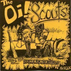 The Oi Scouts - Boots For The Beatdown