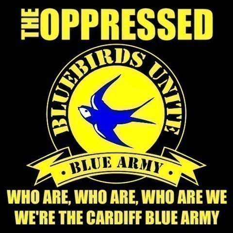 The Oppressed - Blue Army